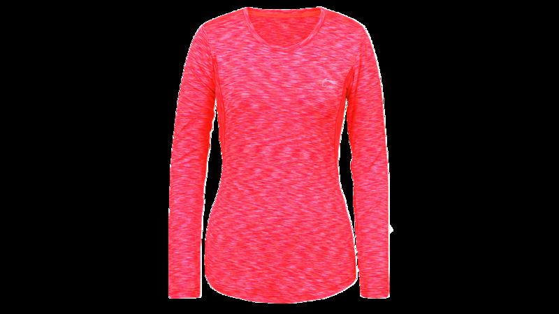 Li-Ning Women's running top - HAVEN [coral pink]