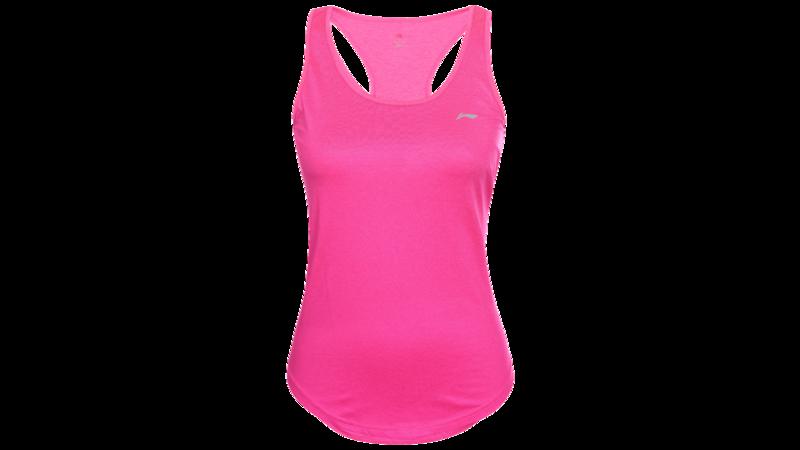 Li-NingFilia tank/top/shirt pink