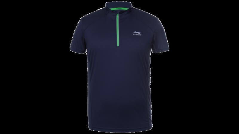 Li-NingLance t-shirt/tricot darkblue