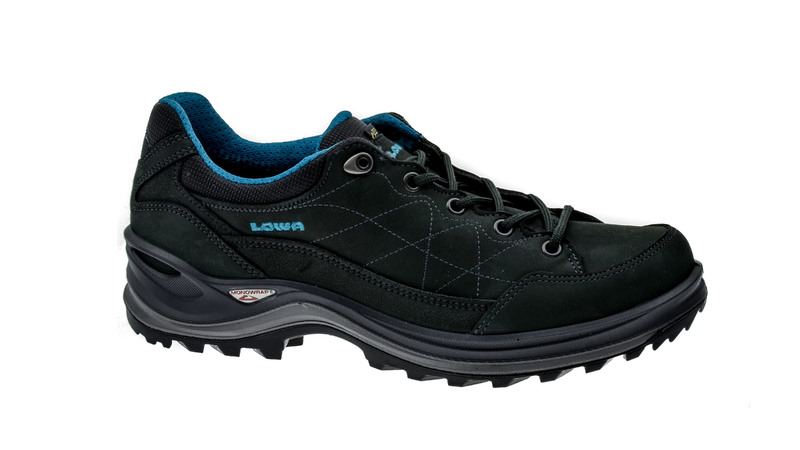 Lowa Renegade II GTX LO anthracite/turquoise
