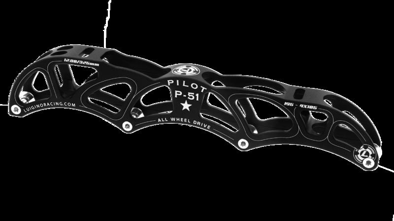 LuiginoPilot P-51 12.8 3x110/1x100mm | 195mm