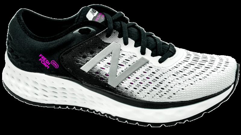 New Balance Fresh Foam 1080 v9 black/white/voltage violet
