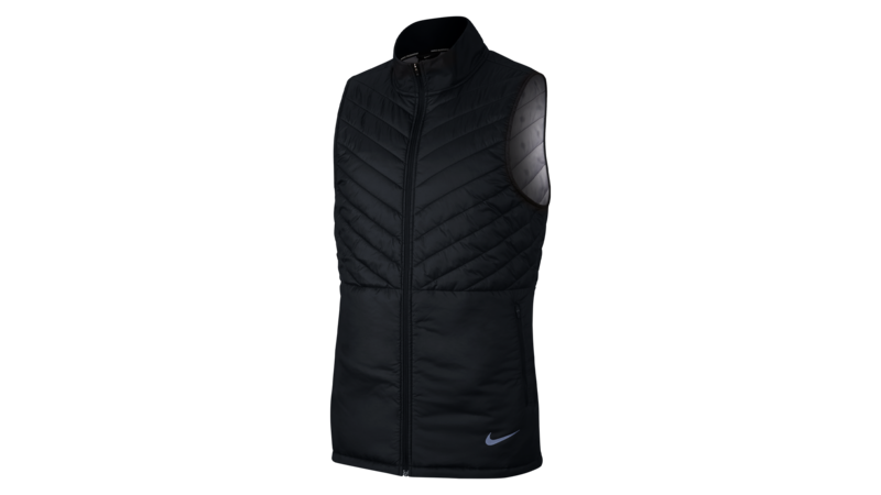 Men's AeroLayer Running Vest [black]