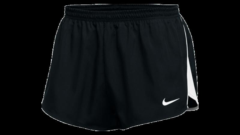 NikeMen's Dry Challenger running shorts [black-white]