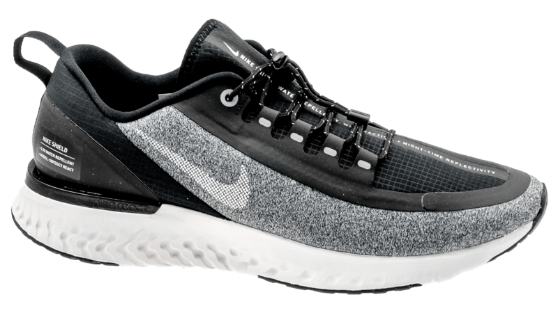 NikeOdyssey React SHIELD black/white/cool grey