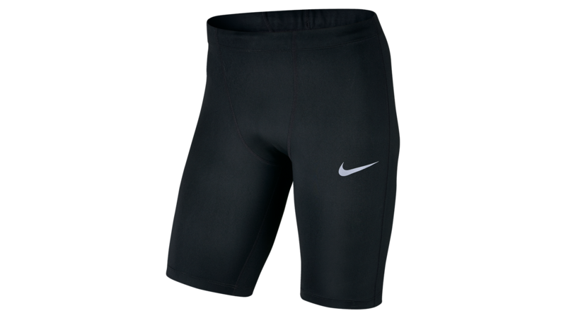 Nike Power Running short half tight black
