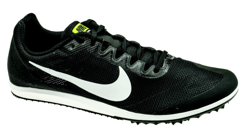 Nike Zoom Rival D10 black/white/volt [women]