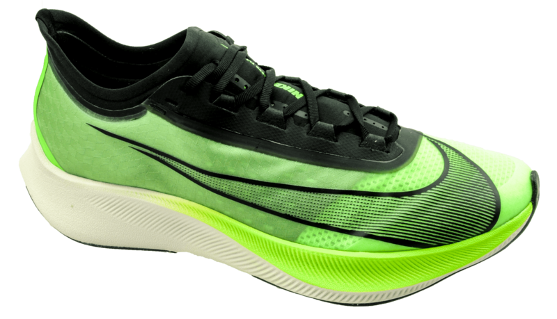Nike Zoom Fly 3 electric green/black
