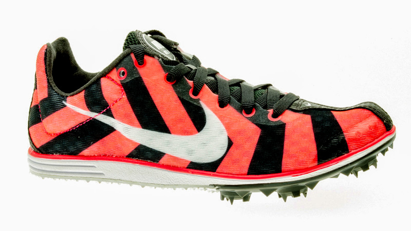 Nike Zoom Rival D8 atomic-red/white/dark-charcoal [kids]