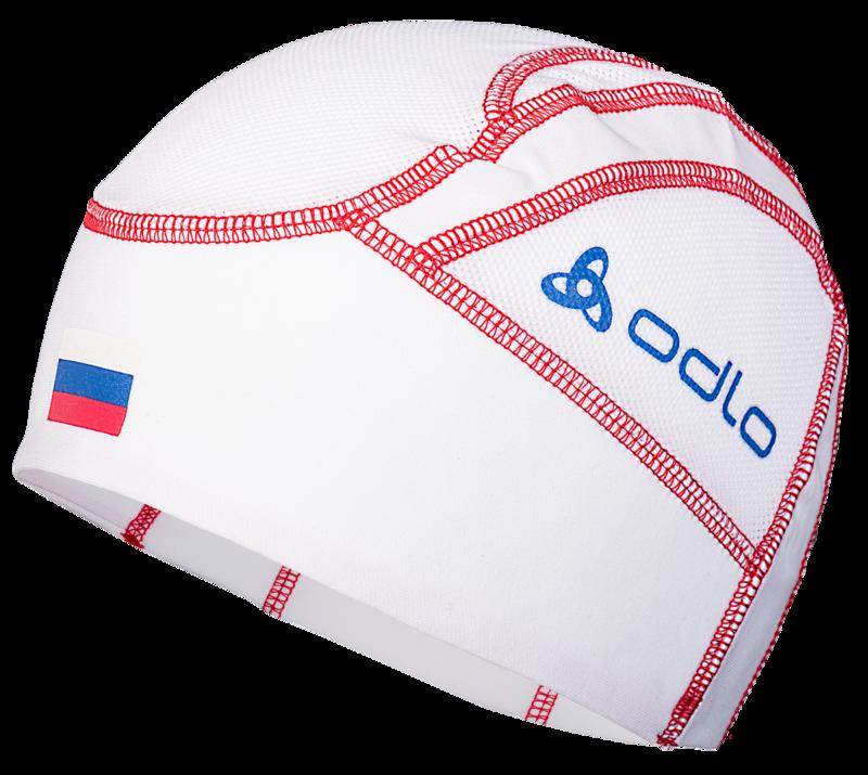 Odlo Hat Race Ligth Olympics Russia