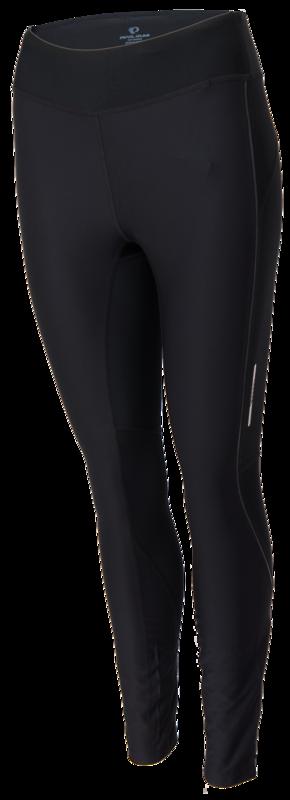 Pearl Izumi Pursuit Softshell Tight Zwart Dames
