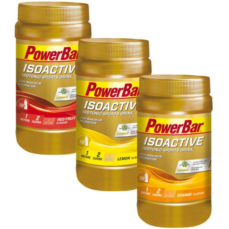 PowerbarIsoactive 600 Gram