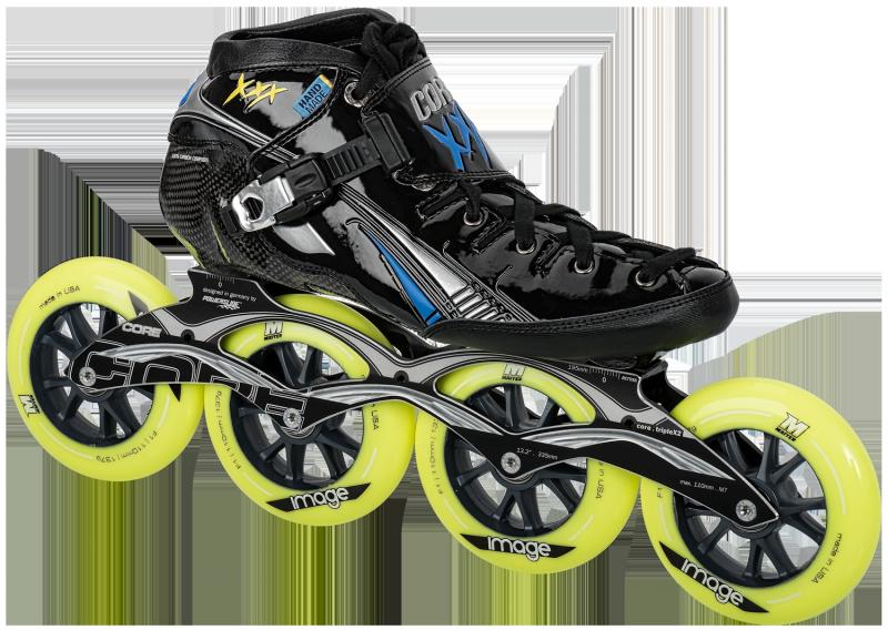 PowerslideTriple X 2014 set