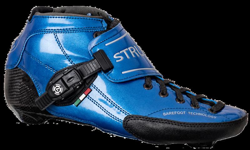 Luigino Strut Limited Edition Blauw