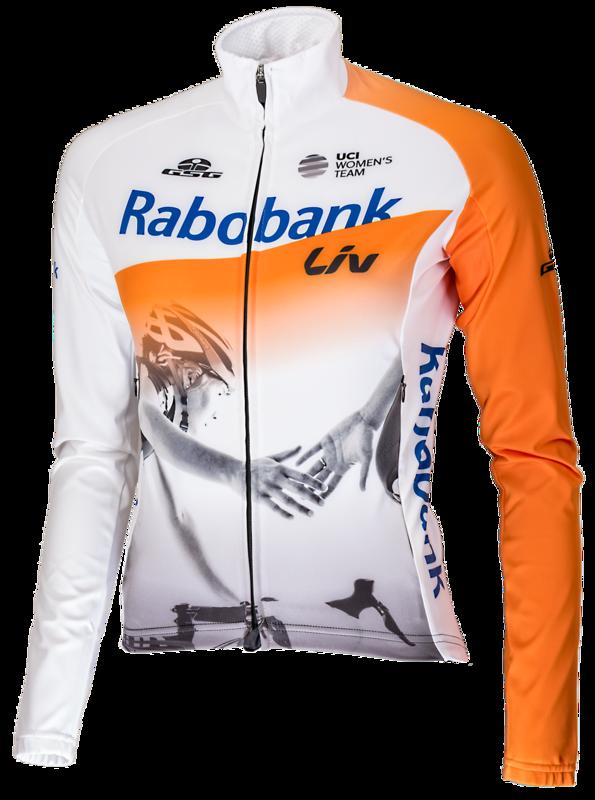 RabobankLiv wielerjack Roubaix