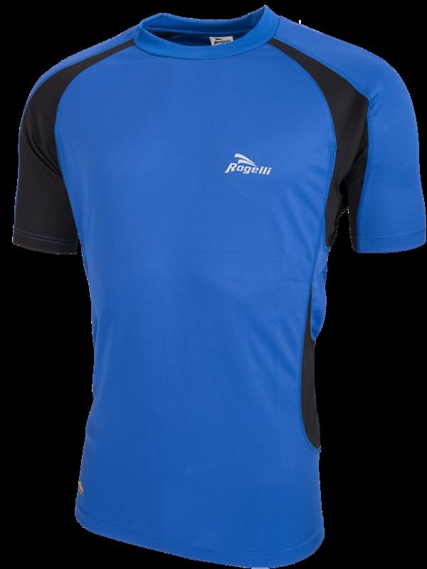 Rogelli T-Shirt Clearwater Blauw