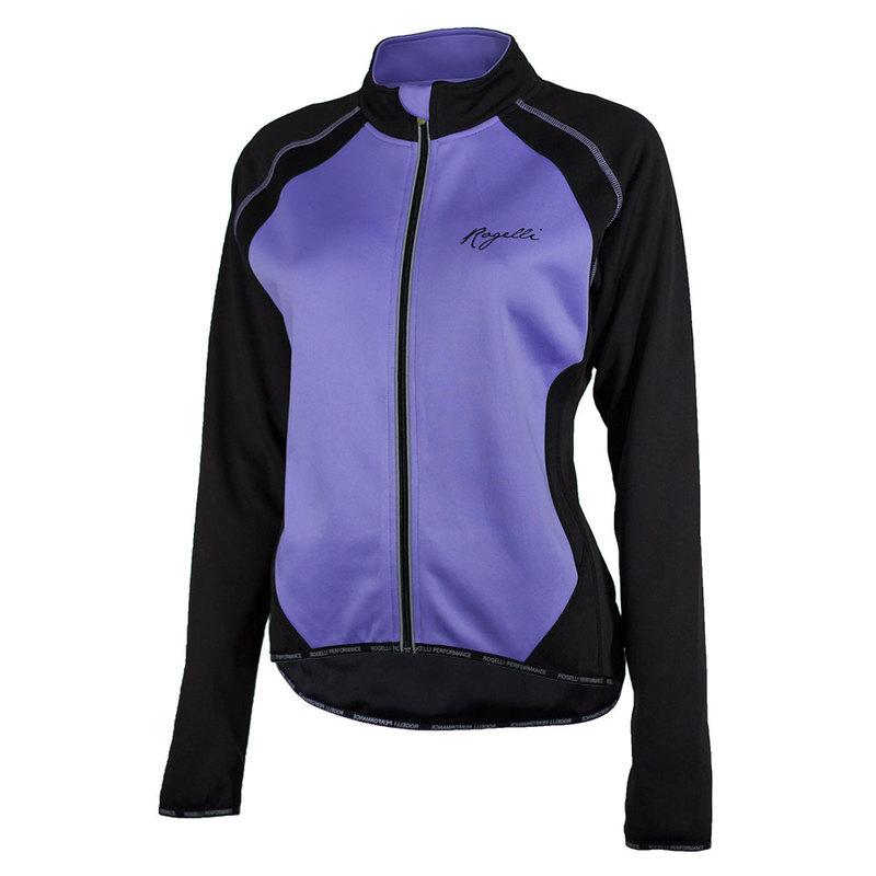 RogelliWinterjack Bice Zwart/Violet Tulip