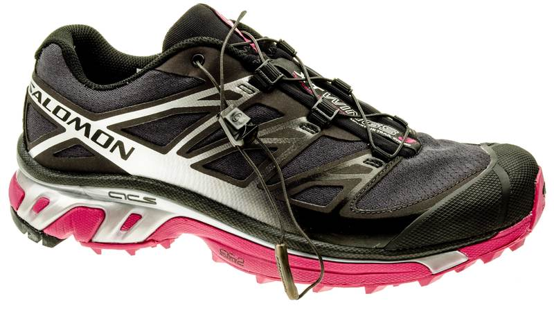 Salomon XT Wings 3 W asphalt/silver-metallic/pink
