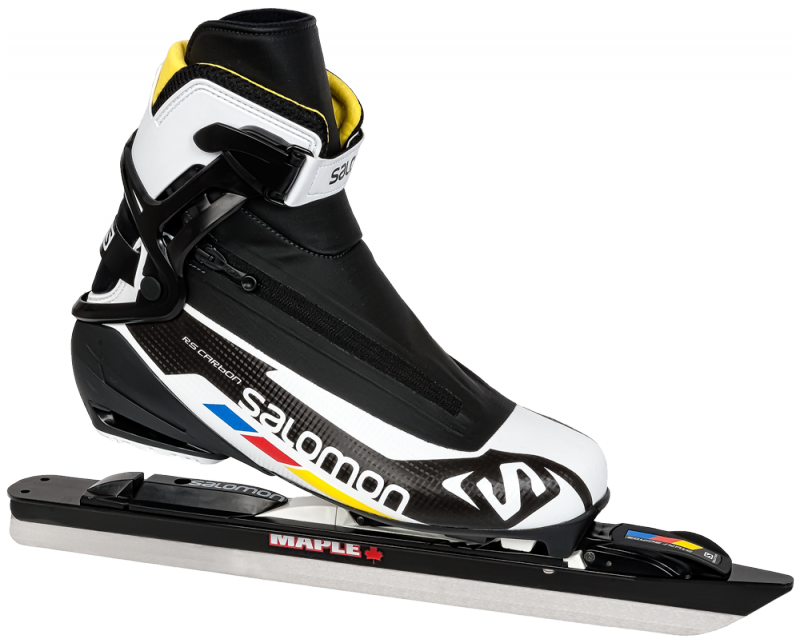 SalomonRS Carbon met Maple Bimetaal