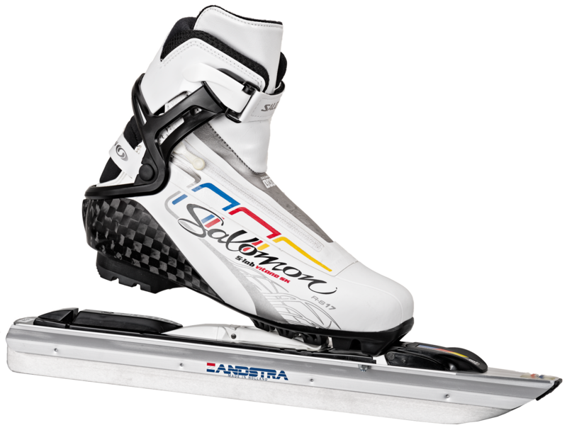 Salomon Vitane S-lab met Zandstra Delta Fit All