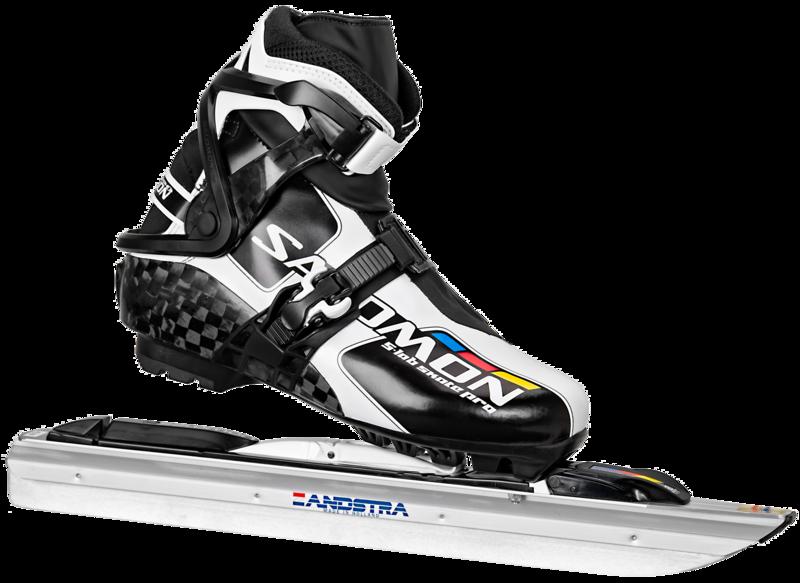 SalomonS-Lab Skate Pro + Zandstra Delta Fit All