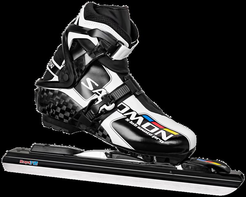 Salomon S-Lab Skate Pro met Raps F1
