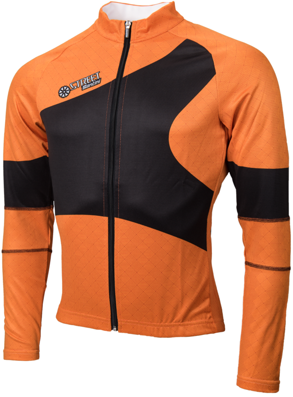 Santini Pro Leggero Oranje/Zwart