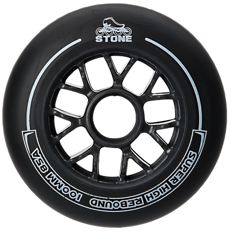 Stone Super High Rebound 90mm wiel (zwart)