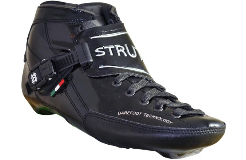 Luigino Strut Limited Edition Zwart