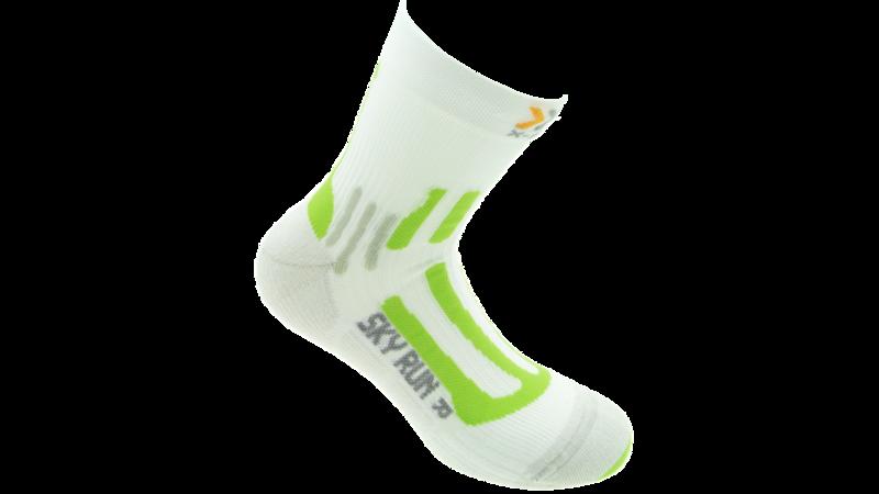 X-Socks Running Sky Run 2.0 short white/green