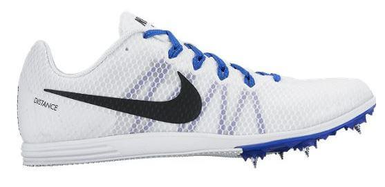 Nike Zoom Rival D9 [unisex] white/black-racer bleu