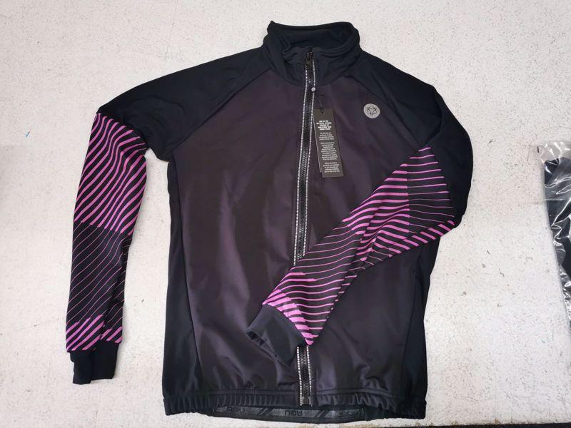 AGU Thermo skatingjack black/pink
