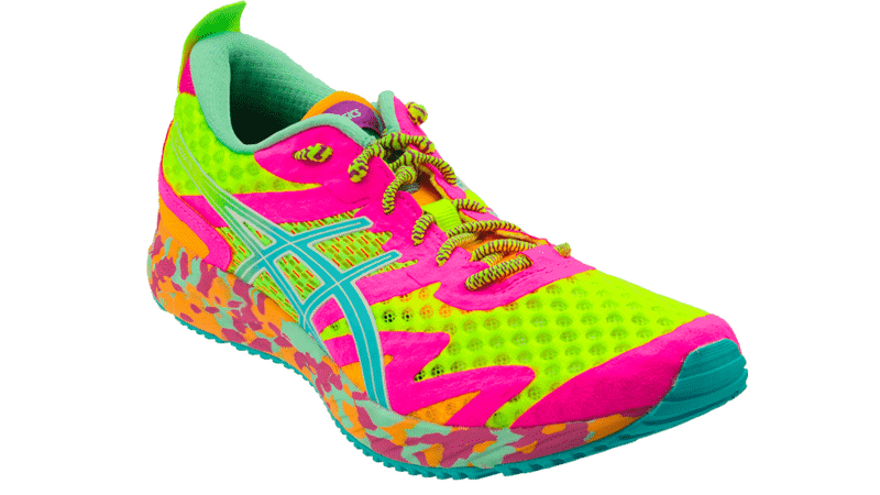 Asics Gel-Noosa Tri 12 Safety Yellow/Aquarium