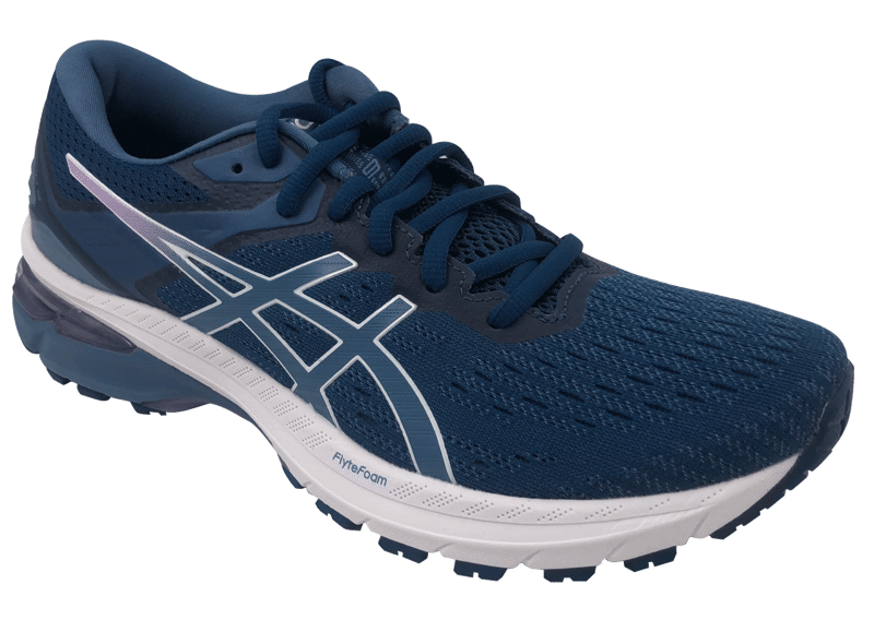Asics GT-2000 9 Mako Blue/Grey Floss [2A NARROW]