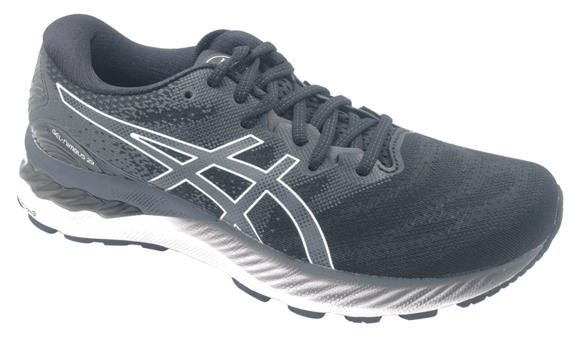 Asics Nimbus 23 Black/White