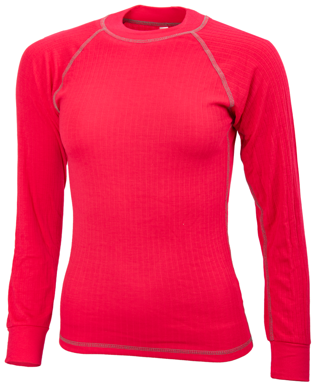 Avento Thermo Shirt Junior (long sleeve) 719 PINK