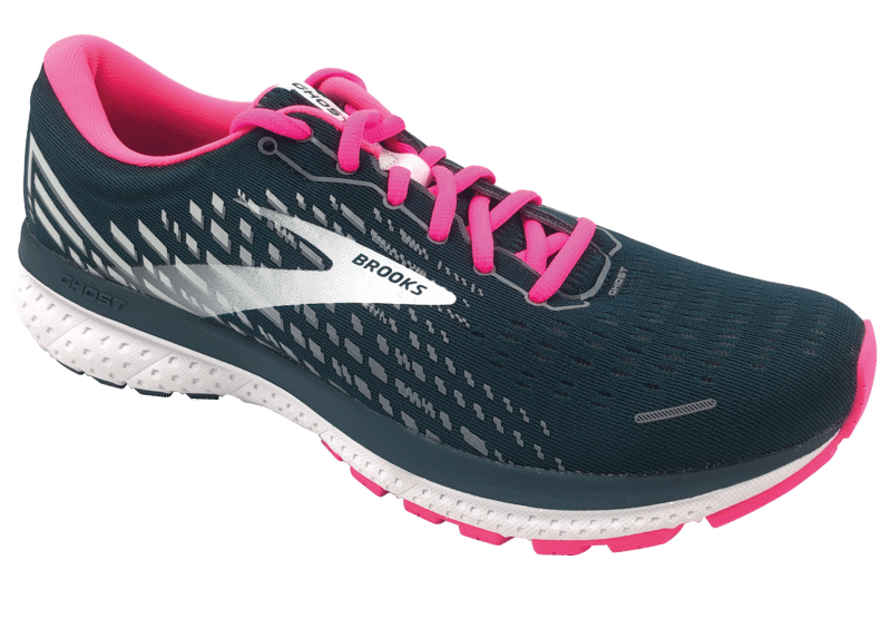 Brooks Ghost 13 Reflective Pont/Pink/Ice