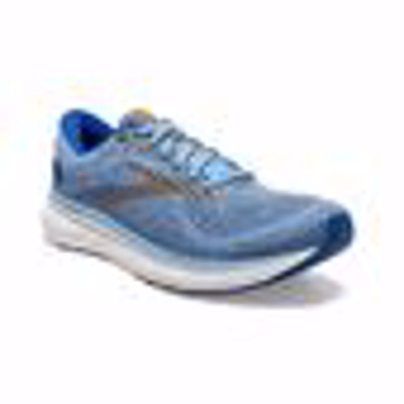 Brooks Glycerin 18 Cornflower/Blue/Gold