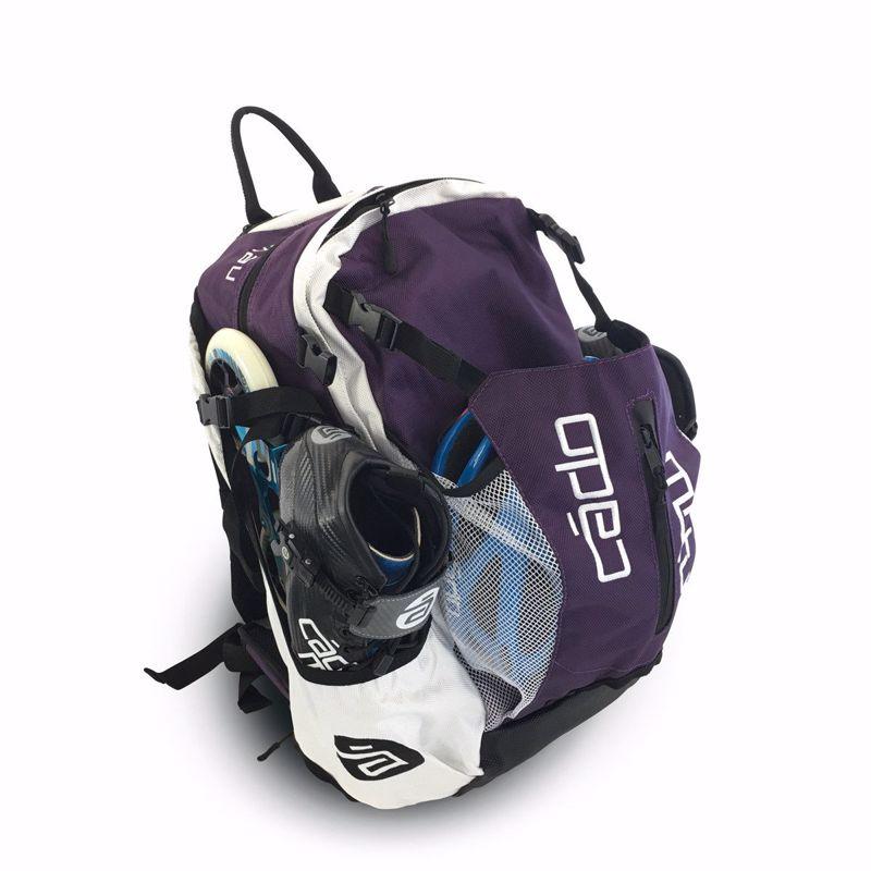 Cádomotus Airlow bag 30 L  currant purple