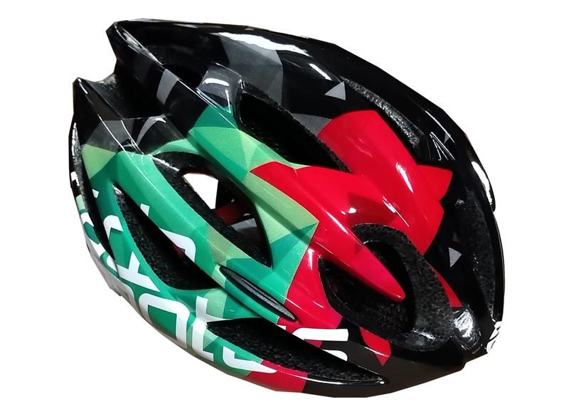Cádomotus Delta helm | Green Black