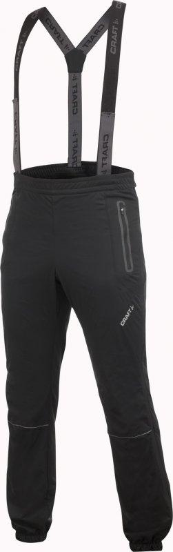 Craft PXC High Function Full zip Pants black