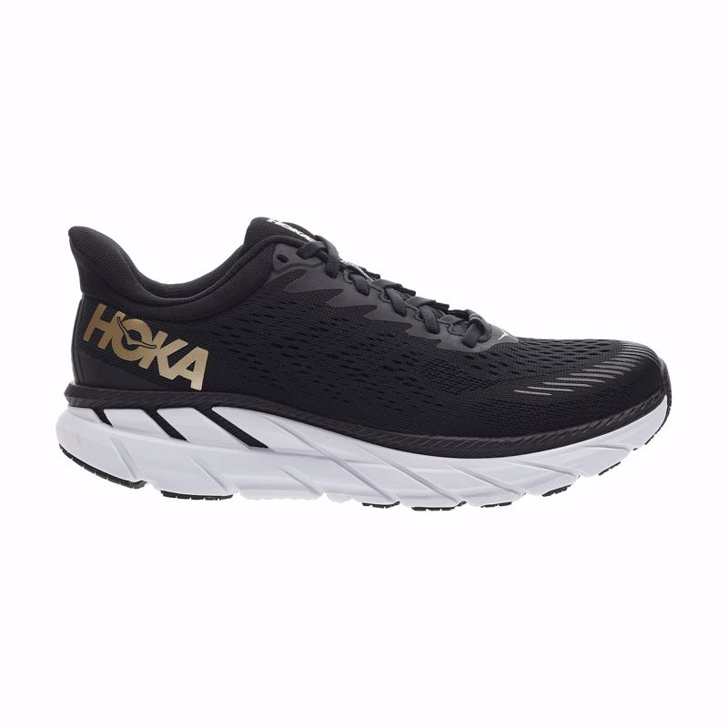 Hoka One One Clifton 7 Black/Bronze