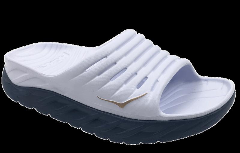 Hoka One One Women's Ora recovery slide - herstel slippers - White