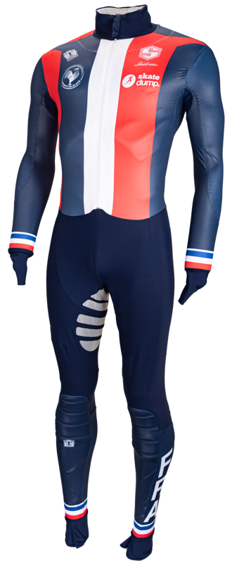 Bioracer France Team short track pak