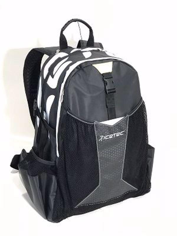 Icetec black backpack waterproof