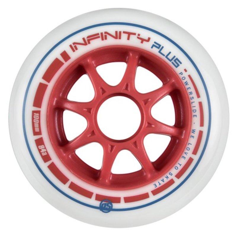 PowerslideInfinity Plus 100mm 84a
