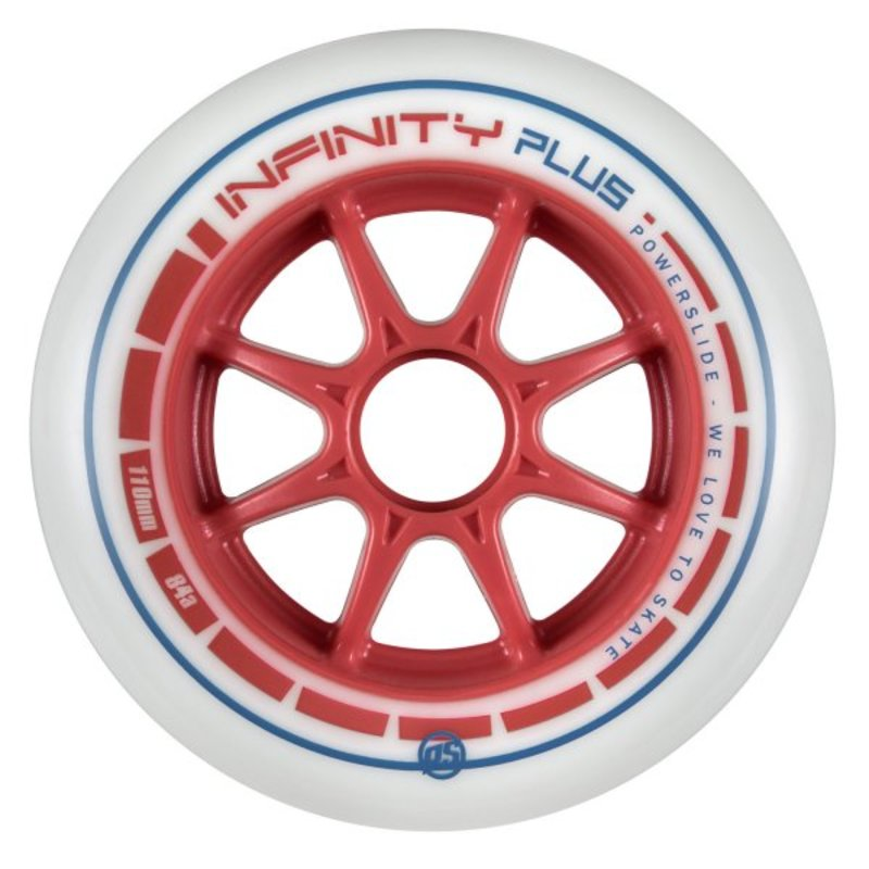 Powerslide Infinity Plus 110mm 84a