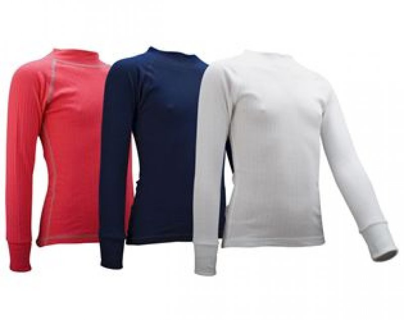 Avento Thermoshirt  Junior (lange mouw) 0719-NAVY