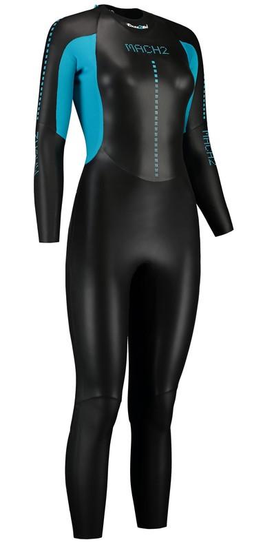 Dare2Tri Mach2SCS Dames wetsuit