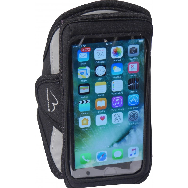 More Mile Media armband voor Apple IPhone 6+, Samsung note 5 & S7 EDGE